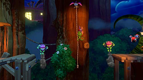 Yooka-Laylee: The Impossible Lair - Nintendo Switch 6