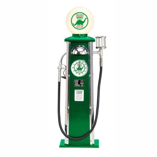 Morgan Cycle Sinclair Dino Gas Pump (Best Pump Gas For Racing)