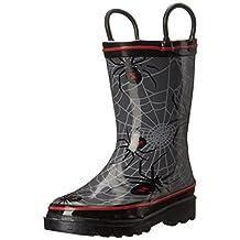 Western Chief Kids Spider Web Rain Boot (Toddler/Little Kid/Big Kid)