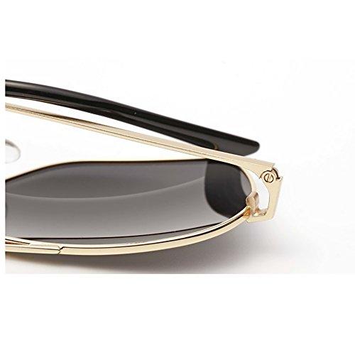 Los De Polarizadas De Metal Doble Esrmmxjc Los Tradicionales Gafas Sol De Polarizadas Haz De Sol Hombres Acero De Hombres Los De De Hombres De Gafas wFFg4qtB