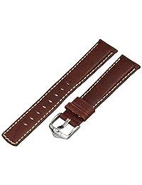 Hirsch 145021-10-20 20 -mm  Genuine Calfskin Watch Strap