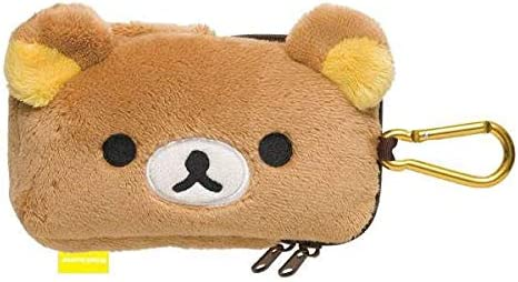 Stuffed smartphone pouch rilakkuma (japan import)
