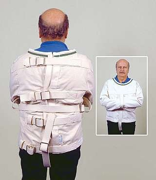 2cd71bec34 Amazon.com  Straight Jacket MEDIUM  Health   Personal Care