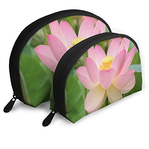 Makeup Bag Lotus On Pinterest Portable Shell Clutch Pouch For Girlfriend Easter Gift 2 -