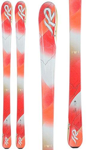 K2 Pure Skis Womens Sz 139 (Skis Downhill Womens)
