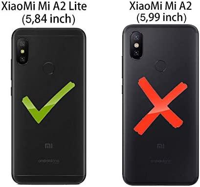 FaLiAng Funda XiaoMi Mi A2 Lite(5.84