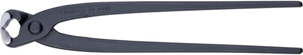 KNIPEX 99 00 250 Tenaza para armadores (tenaza rusa) negro atramentado 250 mm