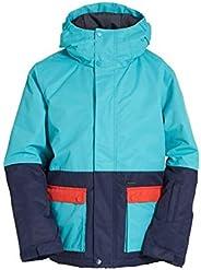 BILLABONG Big Fifty 50 - Chamarra de Snowboard para niño