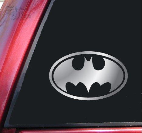 Batman Bat Symbol Vinyl Decal Sticker (6