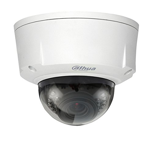 Dahua IPC-HDBW5300 3 Megapixel 2.7-12mm Vari-Focal Lens 1080P HD Outdoor Night Vision Infrared IP Bullet Network Security Surveillance CCTV IP Camera PoE Power Over Ethernet Bosch Outdoor Lens