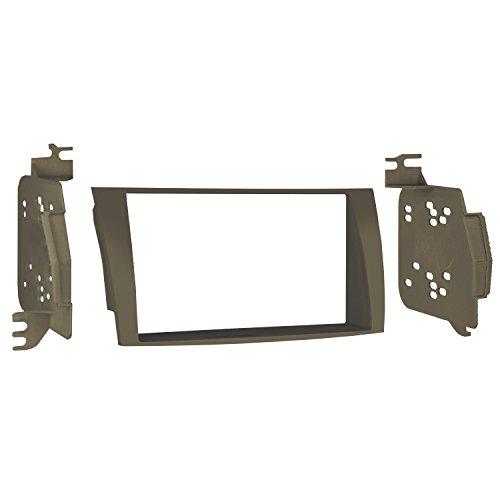 Metra 95-7333 Double DIN Installation Dash Kit for Select 2009-Up Hyundai (Kit Hyundai Sonata)