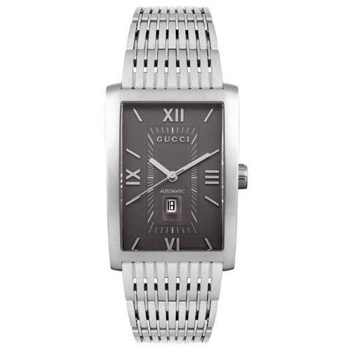 Men's Stainless Steel, Gucci 8605 Fashion Watch