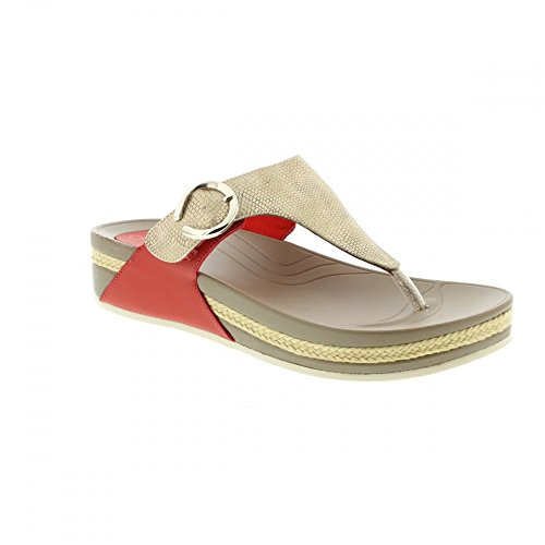 Heavenly Feet Sandalen Roxy Feet Heavenly Gold TWSxw8U