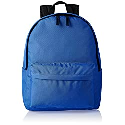 AmazonBasics Classic Backpack - Royal Blue