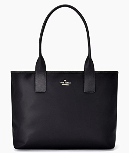 Kate Spade Small Brynne PXRU5736 classic Nylon Black Bag by Kate Spade New York