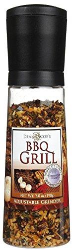 Dean Jacob's BBQ Grill Jumbo Grinder Mill