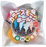 花火 煙幕花火 カラースモークボール 4個入り No.13524 (1袋)