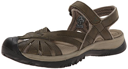 Keen Rose Leather Women forest night/brindle