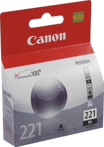 Genuine OEM brand name CANON CLI-221 Black Inkjet 2946B001