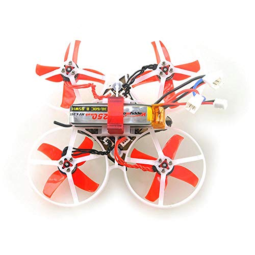 Labyrinen Mini Drone-Remote Four-axis Aircraft Headless Mode 2S 75mm Drone BNF, Super Long Flight Time by Labyrinen (Image #6)