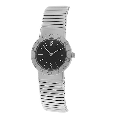 Bvlgari Tubogas automatic-self-wind womens Watch bb262ts (Certified Pre-owned)