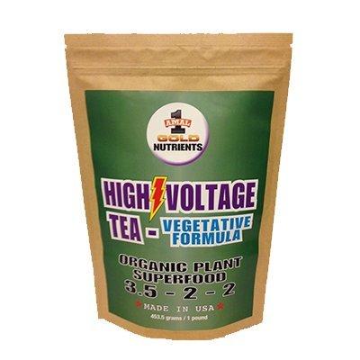 HIGH VOLTAGE TEA – VEGETATIVE FORMULA 3.5-2-2