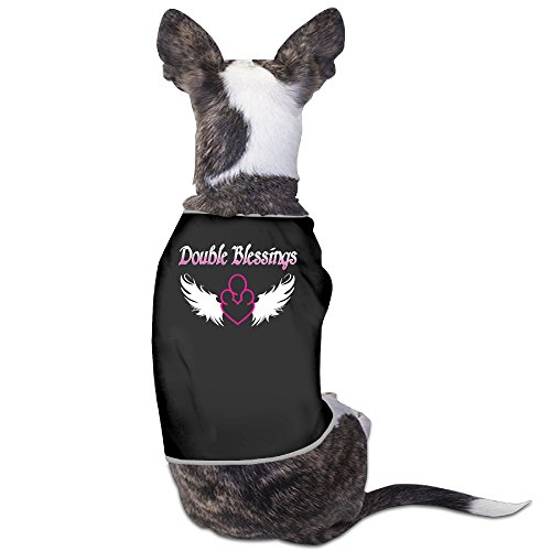 YRROWN Double Blessings Twins Special Design Dog Coats (Carro Hot Dog compare prices)