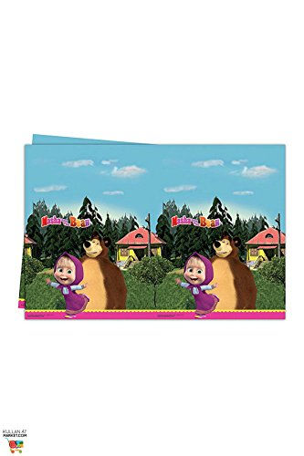Masha and The Bear Table Cover by Procos