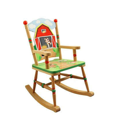 Happy Farm Kids Rocking Chair by Fantasy Fields