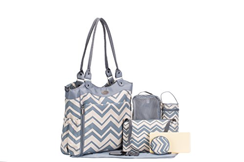 soho-collection-louvre-9-pieces-diaper-tote-bag-set-chevron