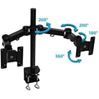 Sewell Dual LCD Monitor Mount