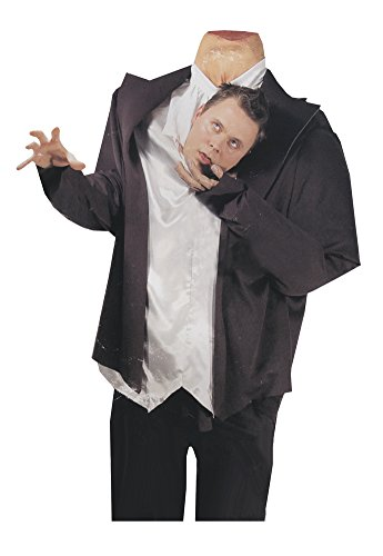 [Headless Ghost Head Holder Halloween Costume - Most Adults] (Headless Ghost Costume)