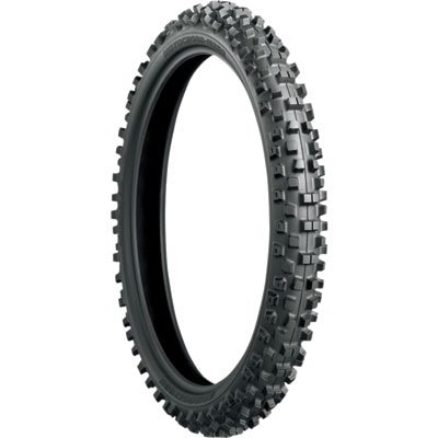 70/100x17 Bridgestone M203 Soft/Intermediate Terrain Tire for Honda CT110 Trail 1980-1986