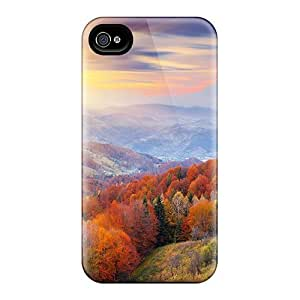 Premium Iphone 4/4s Case - Protective Skin - High Quality For The Sun Is Shining Bright