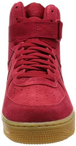 Nike Air Force 1 High '07 Lv8 - gym red/gym red-gm light brown