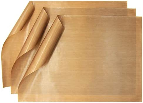 GOURMEO papel de horno permanente, 3 piezas 32 x 46 cm ...