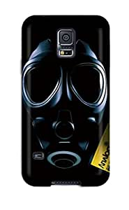 Durable Nuke Sci Fi Back Case/cover For Galaxy S5