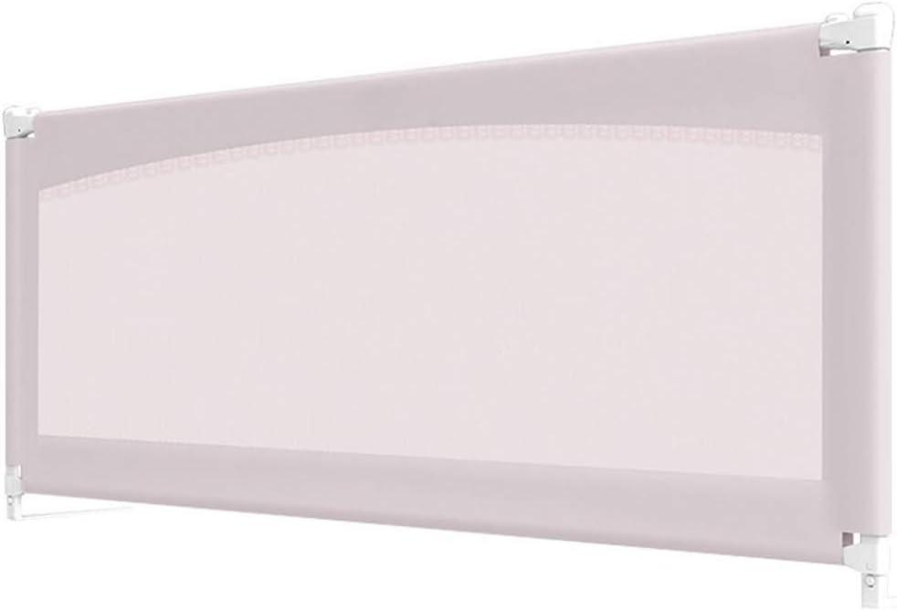 GDNA ゲームアーティファクト垂直リフトビッグベッドベゼルのスリーピング子供のベッドフェンスアンチ秋ベッドサイドガードレールチャイルド (Color : A, Size : 2.0M)