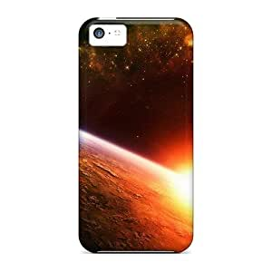 High Quality CaroleSignorile Hd World Skin Cases Covers Specially Designed For Iphone - 5c