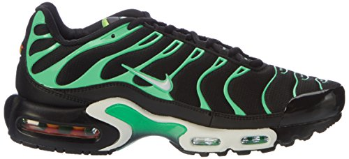 White Green Electro Plus Air TN Nike Black Max Noir 8Pnx4Yz