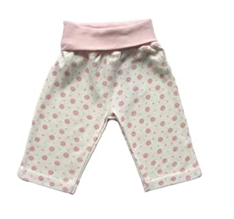 Under The Nile Pants, Pink/Dots, 0-3 Months