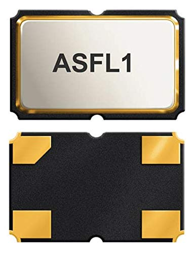 Standard Clock Oscillators 24MHz 100ppm 3.3Volts -40C 85C, Pack of 50 (ASFL1-24.000MHZ-L-T)