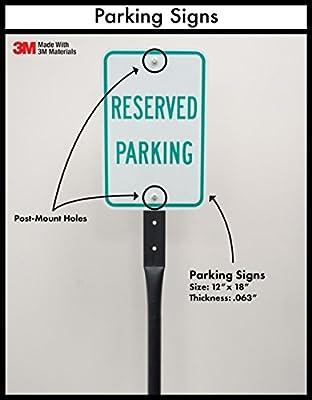 "SmartSign Aluminum Sign, Legend ""Bar Phone Fees - Funny Bar/Pub Message"", 12"" square, Black on White"