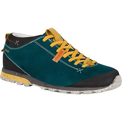Aku–Bell Amont Suede GTX Zapato de Senderismo Para Hombre, azul oscuro, EU 42 azul oscuro
