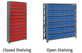 Quantum Storage Systems Closed Shelving Csb 4 No Of