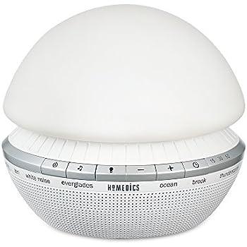Amazon Com White Noise Sound Machine Portable Sleep