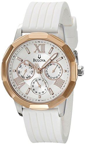 Bulova Women's 98N101 Stainless Steel Watch
