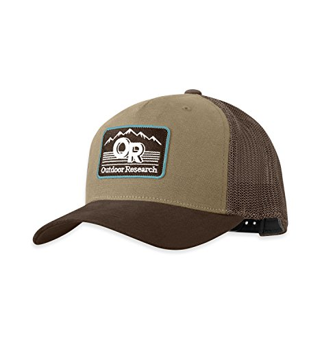 Outdoor Research Advocate Trucker Cap, Cafe, 1Size