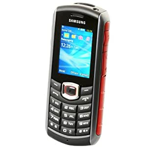 "Samsung B2710 - Móvil libre (pantalla de 2"" 240 x 320, cámara 2 Mp, 15 MB), gris"