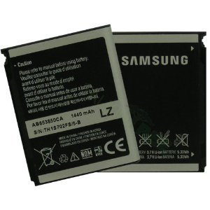 New Samsung Ab653850ca for Sch-i220 Sgh-i627 Propel Pro Sgh-t939 Sph-m850 Sph-m900 Sch-i225 Exec SPH A850 Instinct ()
